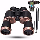 20x50 Binoculars High Power Binoculars for Adults with Low Night Vision Waterproof Compact...