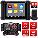 Autel Maxisys MS906TS Automotive Scan Tool, Autel Scanner MS906TS with TPMS Functions ECU Coding Active Test 2021 Newest Upgraded of MS906BT / MK906BT / MP808TS / MK808TS