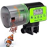 KINOEE Mangeoire Automatique pour Poissons d'aquarium, mangeoire...