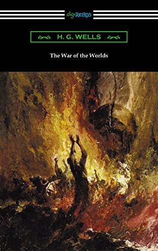The War of the Worlds (Illustrated by Henrique Alvim Correa) (Kindle Edition)