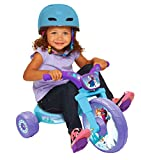 Frozen Northern Lights 10' Fly Wheels Junior Cruiser Ride-On, Ages 2-4, Blue/Purple, 14.25' X 14.5' X 23.5', 6 Lb
