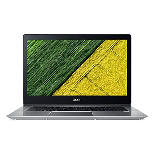 "Acer Swift 3 SF314-52-517Z 14"" Laptop Computer - Silver, Intel Core i5-8250U Processor 1.6GHz, 8GB DDR4 Onboard RAM, 256GB SSD"