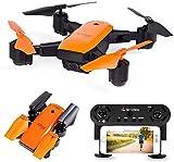 le-idea GPS Drone with 720P HD Camera Live Video, IDEA7 FPV Quadcopter with Auto Return Follow Me...