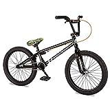 Eastern Bikes Eastern BMX Bikes - Paydirt Model Boys and Girls 20 Inch Bike. Lightweight Freestyle Bike Designed by Professional BMX Riders at (Black)