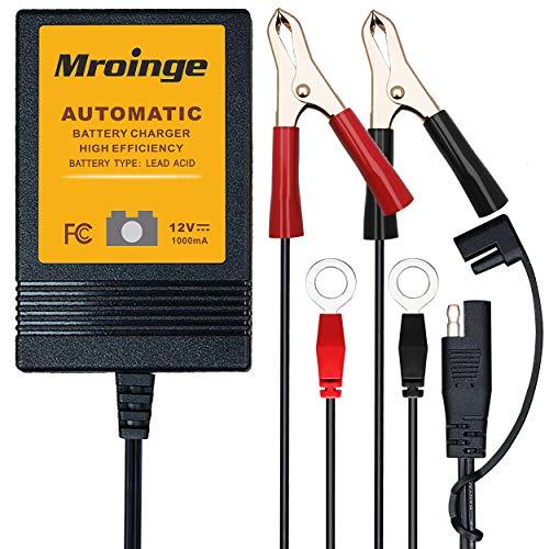 Mroinge MBC010 Automotive Trickle Battery Charger
