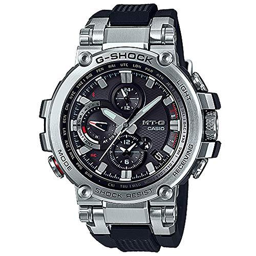 G-Shock By Casio Men's MT-G MTGB1000-1A Watch Silver