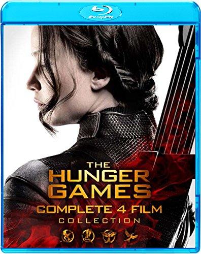 ハンガー・ゲーム ブルーレイ コンプリートセット(初回生産限定) [Blu-ray]