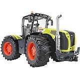 BRUDER - 03015 - Tracteur Claas Xerion 5000 - Vert