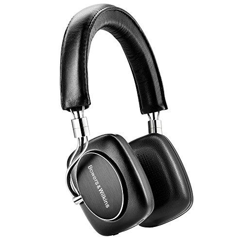 Bowers & Wilkins P5 Wireless On-Ear-Bluetooth-Kopfhörer schwarz