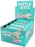 Battle Snacks Battle Bites 12 Bars White Choc Toasted Marshmallow, 900 g