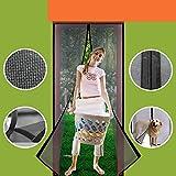 Homearda Magnetic Screen Door Fiberglass-New Upgraded Magnets &...