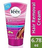 Veet Fast Acting Gel Hair Remover Cream For Women - 6.78 Oz