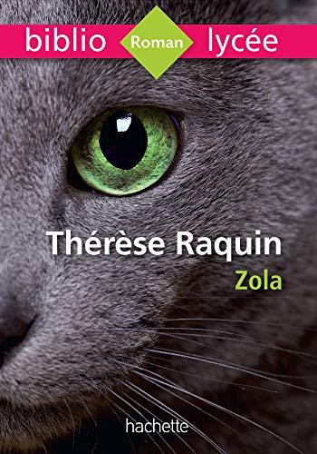 BiblioLycée - Thérèse Raquin, Emile Zola
