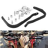 JFG Racing Moto Universel Protège-Mains 7/20,3cm 22mm et 1/20,3cm 28mm Guidon Protections...