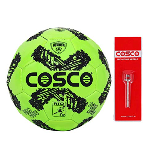 Cosco Rio Kids' Football, Size 3 (Small Sized Football)