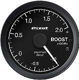 PIVOT(ピボット) GT GAUGE-60 ブースト計 OBDタイプ GOB