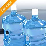 Recurring Water Delivery Service, Every 2 Weeks, 2 units of 5 Gallon Bottles