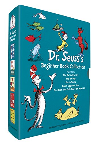 Dr. Seuss's Beginner Book Collection (Cat in the Hat, One...