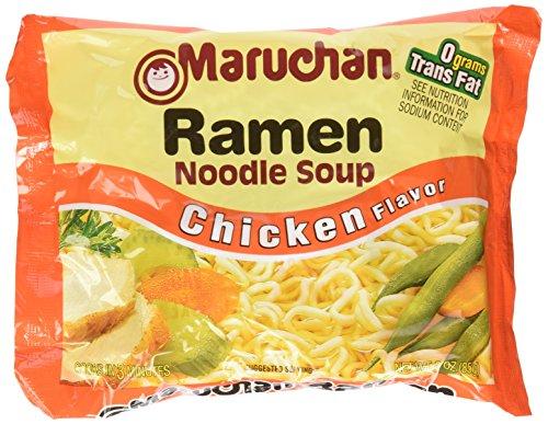 Maruchan chicken noodle soup