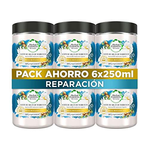 Herbal Essences bio:renew Mascarilla Reparación Aceite De A