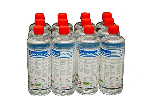 Fanola Bioethanol Fuel (24L) Premium
