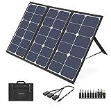 VITCOCO Chargeur solaire 63 W - Panneau solaire portable - 3 ports USB et 1...