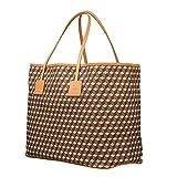 RELIQUIAE ESPAÑA Bolso Shopping L Color Natural. Bolso de Hombro de Mujer. Bolso Exclusivo Diseño Elegante