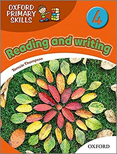 Oxford Primary Skills 4: Skills Book - 9780194674065