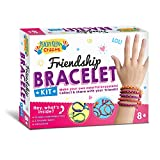 Peachy Keen Crafts DIY Friendship Bracelet Kit - Make Your Own Jewelry Set - Perfect Holiday Present (Toy)