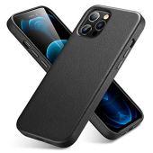 מגן יוקרתי מעור לאייפון: ESR Premium iPhone 12 | 12 Pro
