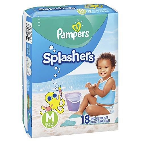 We Prefer Pampers Splashers
