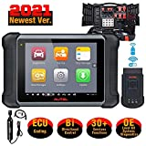 Autel MaxiSys MS906BT [+ $60 Valued MV108] Automotive Scan Tool, 2021 Newest with All Systems Diagnosis & 31 Services, Advanced ECU Coding, Bi-Directional Control, Active Test, Upgraded Ver. of MS906