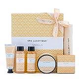 Spa Luxetique Coffret Cadeau Voyage Pour Femme- Coffrets de Bain et de Soin, 6pcs...