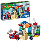 LEGO DUPLO - Les aventures de Spider-Man et Hulk - 10876 - Jeu de Construction