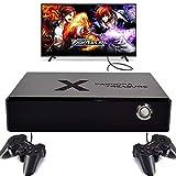 Console de Jeux Vidéo Arcade Pandora Box X, 3160 Jeux + Joystick 2Pcs, Console...