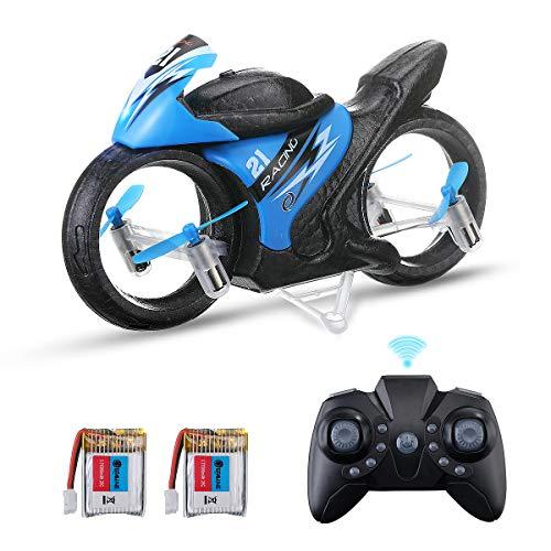 EACHINE E021 Mini Drone Moto Volante Coperta Due in Uno modalit Commutabile Drone per Bambini...