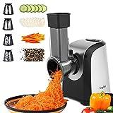Homdox Professional Electric Slicer Shredder Salad Maker Machine