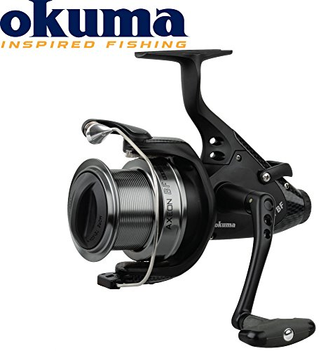Okuma Mulinello CARPFISHING Bite N Run AXEON BAITFEEDER - 476, 310m in 35/100, 99, 4+1, 6000, 4.5/1, 9