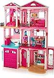 Barbie Dreamhouse [Amazon Exclusive], Pink (Toy)