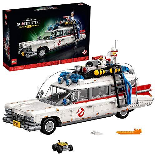 LEGO 10274 Creator Expert Ghostbusters ECTO-1 Auto großes Set für Erwachsene, Ausstellungsstück...