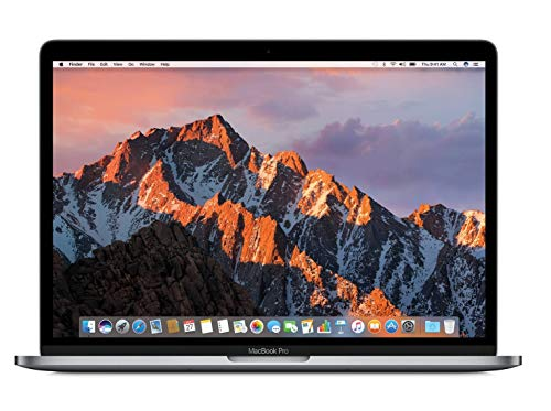 Apple MacBook Pro MLH12LL/A 13-inch Laptop with Touch Bar, 2.9GHz dual-core Intel Core i5, 8GB Memory, 256GB, Retina Display, Space Gray (Renewed)