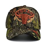 TRGFB Baseball Cap Nouveau Texas Broderie Couple Unisexe Camouflage...