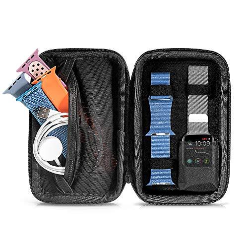 tomtoc Étui de Rangement Compatible avec Apple Watch iWatch Series 4/3 &...