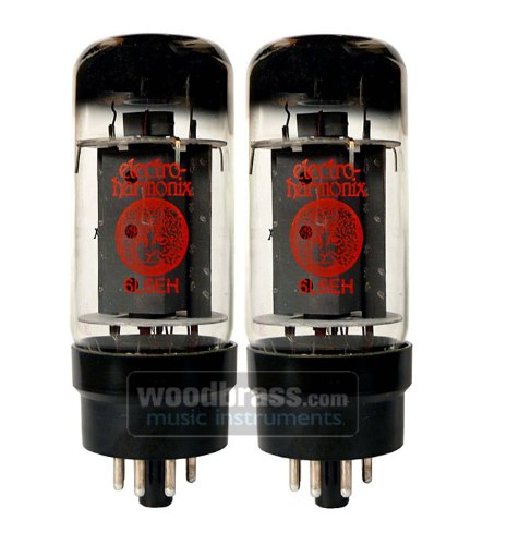 ELECTRO HARMONIX 6L6 / 5881 EH TUBE Amp and effect accessories Valves - tubes