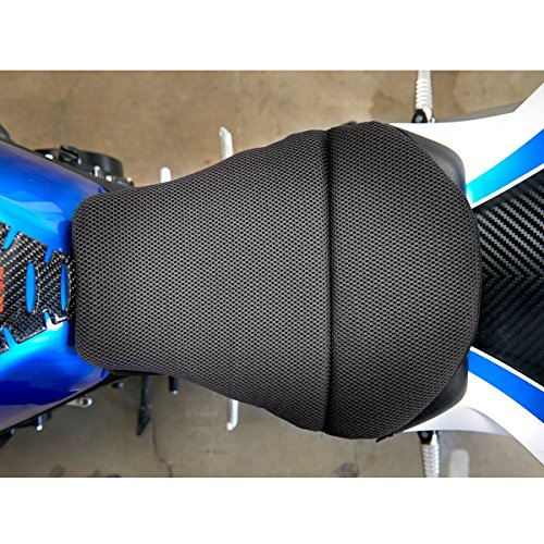 CONFORMAX TOPPER EXCEL ULTRA-FLEX Motorcycle Gel Seat Cushion- AIRMAX Small (15x12x6)