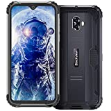 Rugged Cell Phones Unlocked, Blackview BV5900 (2020) 4G IP69K 5V/2A Rugged Smartphone 5580mAh 5.7 Inches HD + Waterdrop Display Android 9.0 13MP + 5MP 3GB + 32GB Rugged Phone NFC/Fingerprint/Face ID
