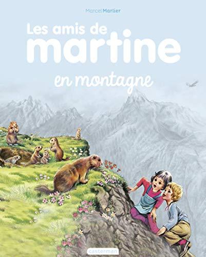 Les amis de Martine (Tome 5) - En montagne
