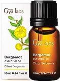 Aceite esencial de bergamota: un alivio refrescante para los músculos adoloridos y cansados (10 ml)...