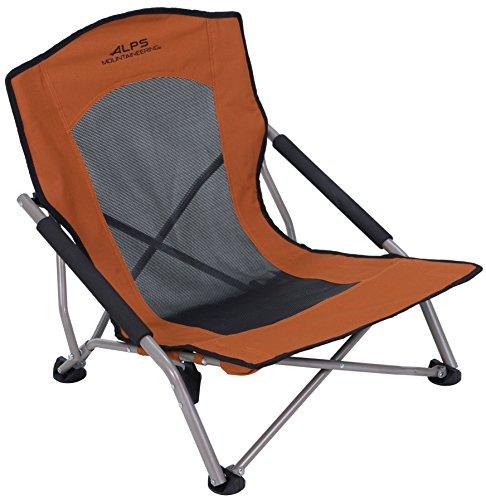 ALPS Mountaineering Rendezvous Chair, Rust, (Model: 8013905)