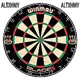 Winmau Blade IV Bristle Dartboard